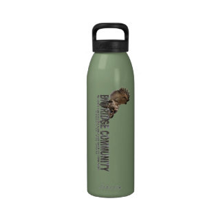 Big Ridge Community 201 Aluminum Water Bottle 24oz