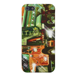 BIG RIG CARGO TRUCK DRIVER'S iPhone 4 Case