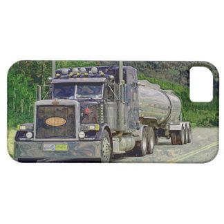 Big Rig Fuel Tanker Trucker's iPhone 5 Case