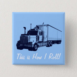 BIG RIG LORRIES & TRUCKS for Truck-lovers Button