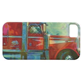 Big Rig Lorry Heavy Truck iPhone 5 Case