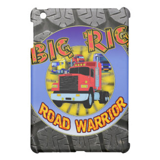 Big Rig Road Warrior Truckers Speck Case iPad Mini Case