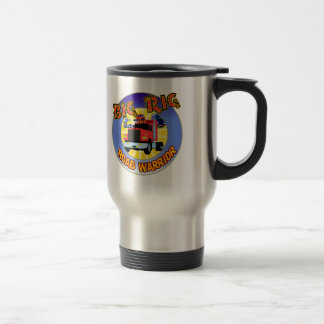 Big Rig T-shirts and Gifts For Him 15 Oz Stainless Steel Travel Mug