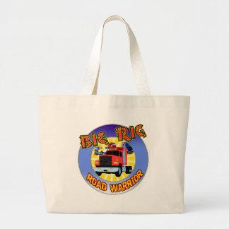 Big Rig T-shirts and Gifts For Him Jumbo Tote Bag