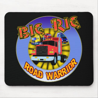 Big Rig T-shirts and Gifts For Him Mouse Pad