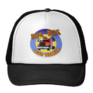 Big Rig T-shirts and Gifts For Him Trucker Hat