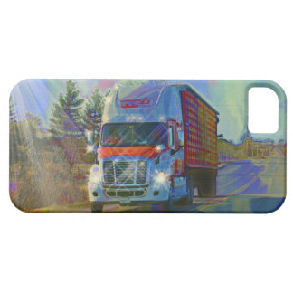 Big Rig Truck Lorry Driver's iPhone 5 Case