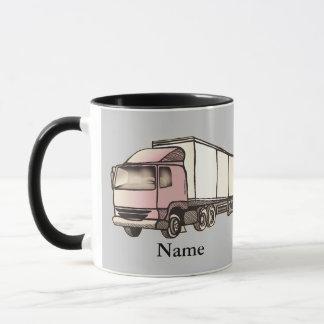 Big Rig Truck Mug