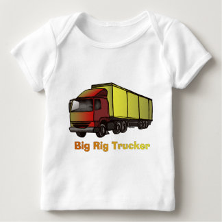 Big Rig Truck toddler t-shirt