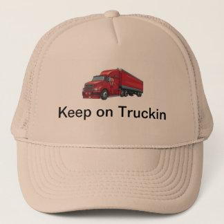 Big Rig Trucker Hat