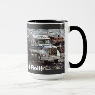 Big Rig Trucker's Lorry Design for Truck-lovers Mug