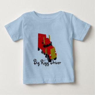 Big Rigg Driver  Infant Shirt