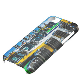 Big Rigs Case For iPhone 5C