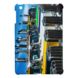 Big Rigs iPad Mini Cover