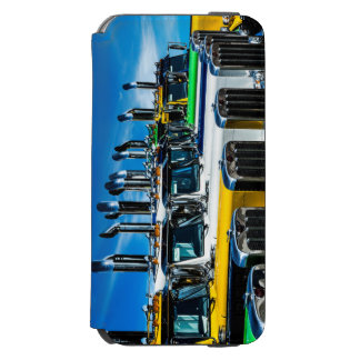 Big Rigs iPhone 6/6s Wallet Case