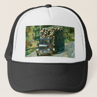 Big Rigs Logging Truck Driver's Hat