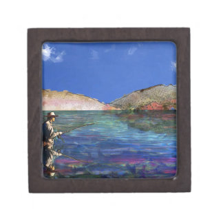 Big River Jewelry Box