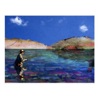 Big River Postcard