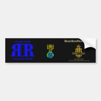 BIG RO BUMPER STICKER