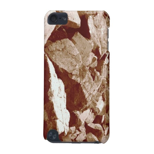 Big Rock - Jagged Boulders iPod Touch (5th Generation) Case