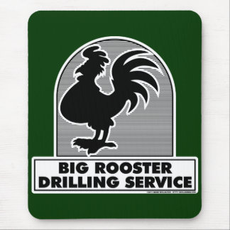Big Rooster Drilling Service 2 Mouspad Mouse Pad