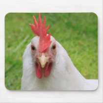 Big Rooster Mouse Pad