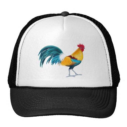 Big Rooster Trucker Hat