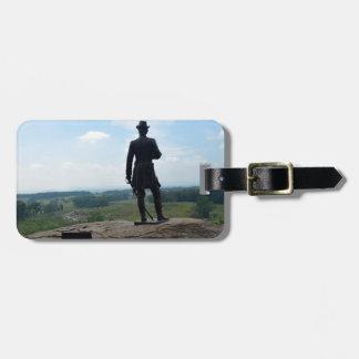 Big Round Top in Gettysburg Luggage Tag