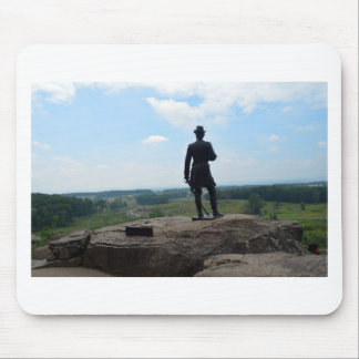 Big Round Top in Gettysburg Mouse Pad