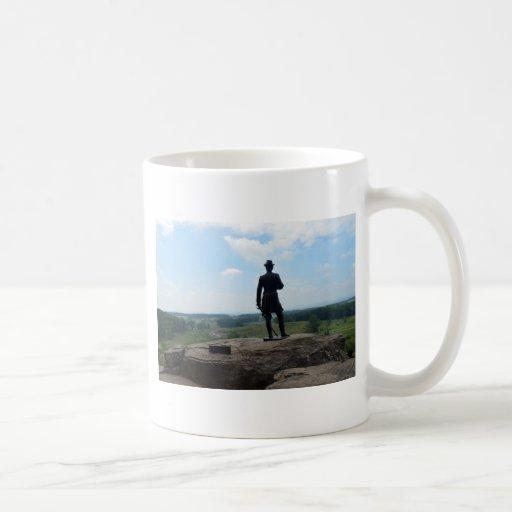 Big Round Top in Gettysburg Mug