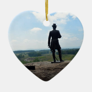 Big Round Top in Gettysburg Ornaments
