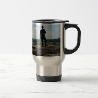 Big Round Top in Gettysburg Travel Mug