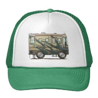 Big RV Camper Hats Hats