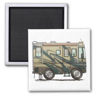 Big RV Camper Magnets