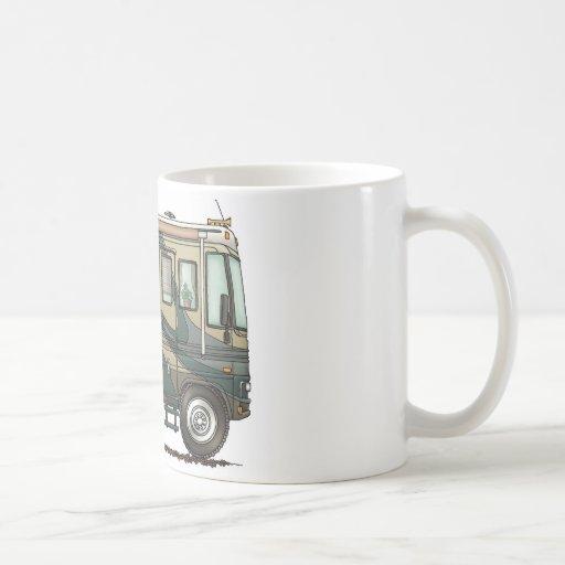 Big RV Camper Mugs - Customized