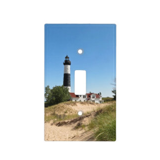 Big Sable Lighthouse Light Switch Cover