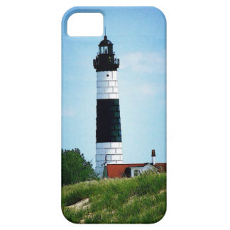 Big Sable Point Lighthouse iPhone 5/5S Cover