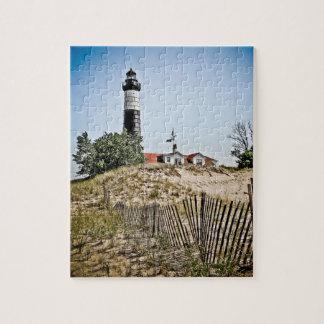 Big Sable Point Lighthouse Jigsaw Puzzle