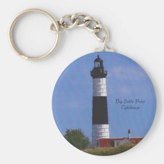 Big Sable Point Lighthouse Keychain