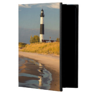 Big Sable Point Lighthouse On Lake Michigan 2 Case For iPad Air