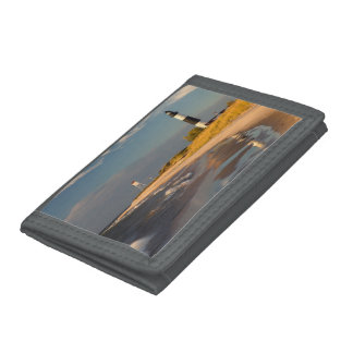 Big Sable Point Lighthouse On Lake Michigan 2 Tri-fold Wallet