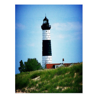 Big Sable Point Lighthouse Postcard