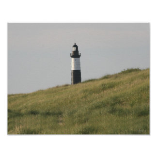 Big Sable Point Lighthouse Poster