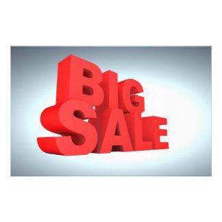 Big Sale flyers