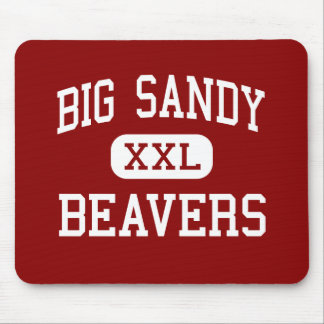 Big Sandy - Beavers - High - Chattanooga Tennessee Mouse Pad