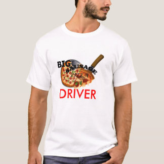 BIG Sausage Pizza Delivery Tshirt