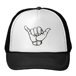 BIG SHAKA TRUCKER HAT