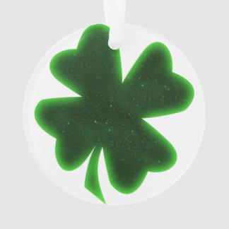 Big  Shamrock  for St Patrick's Day