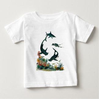 big sharks baby T-Shirt
