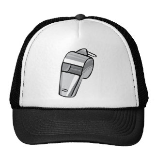 Big Silver Whistle Trucker Hat